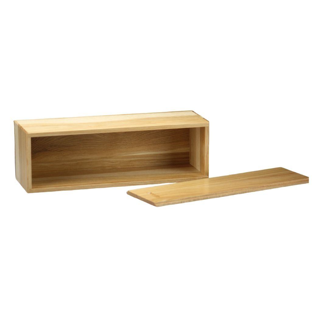 Slide Lid <br/>Single Wine  Box - SLWB-A