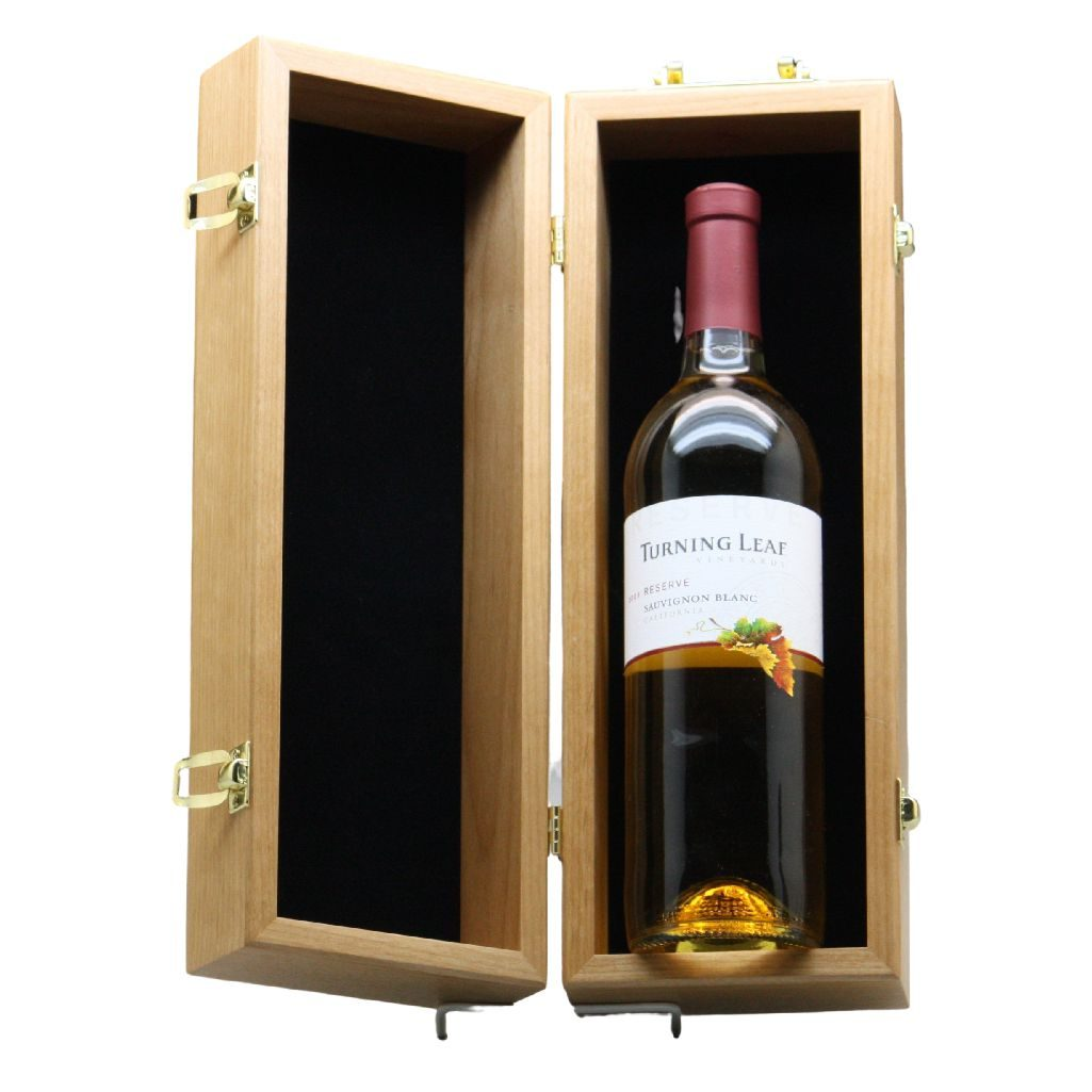 Single Wine<br/> Bottle Box